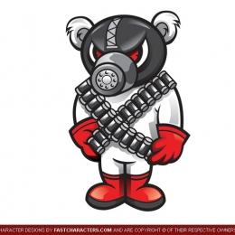 senuke-bear-mascot