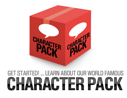The original Character Pack