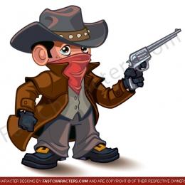 Cowboy character