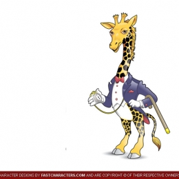 giraffe-cartoon-mascot