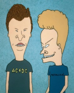 Beavis and Butth